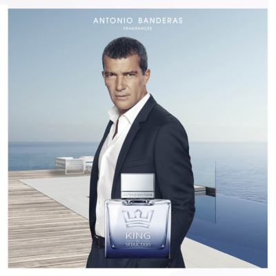 Imagem 5 do produto King of Seduction Antonio Banderas - Perfume Masculino - Eau de Toilette - 50ml