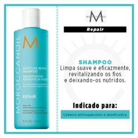 Moroccanoil Moisture Repair Shampoo - Moroccanoil Moisture Repair Shampoo 250ml