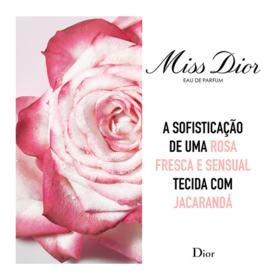 Miss Dior Dior Perfume Feminino - Eau de Parfum - 30ml
