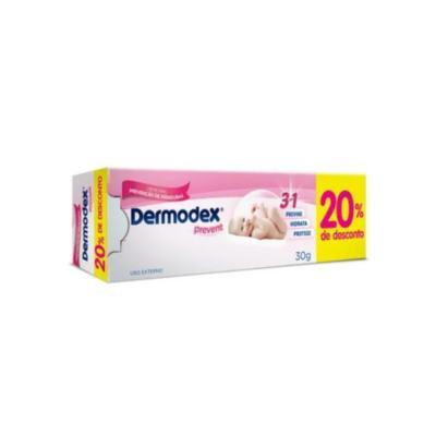 Imagem 3 do produto Creme Preventivo Assaduras Dermodex Prevent 30g -