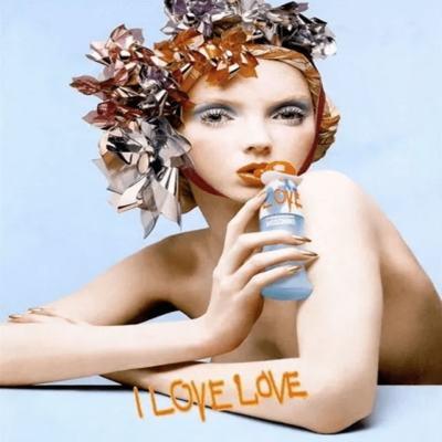 Imagem 6 do produto I love love Moschino - Perfume Feminino - Eau de Toilette - 30ml