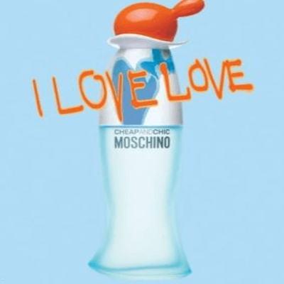 Imagem 7 do produto I love love Moschino - Perfume Feminino - Eau de Toilette - 30ml