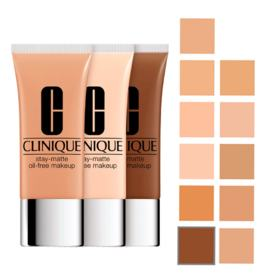 Stay-Matte Oil-Free Makeup Clinique - Base Facial - Ivory