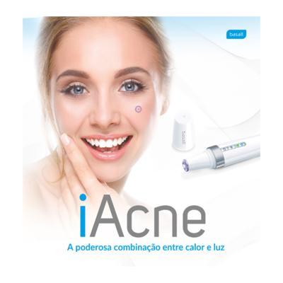Imagem 4 do produto iAcne Basall - Aparelho Portátil de Fototerapia para Acnes - 1 Un