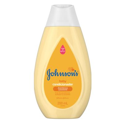 Condicionador Regular Johnson's Baby - 200ml