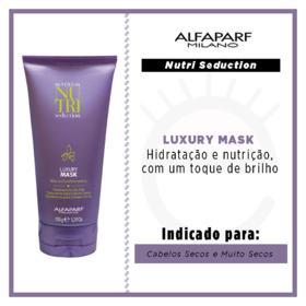 Alfaparf Nutri Seduction Luxury Mascara - Alfaparf Nutri Seduction Luxury Mascara 150g