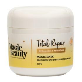 Magic Beauty Total Repair - Máscara Capilar - 250g