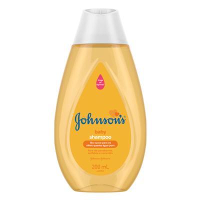 Johnsons's Baby - Shampoo Regular - 200ml