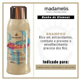 Madamelis Banho de Champanhe - Shampoo