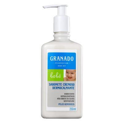 Imagem 1 do produto Sabonete Líquido Granado Dermocalmante Bebê - 250ml