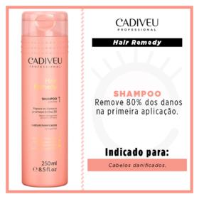 Cadiveu Hair Remedy  - Shampoo - 250ml