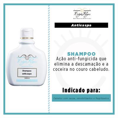 Imagem 3 do produto Ligia Kogos Shampoo Tratamento Anticaspa - Shampoo Anticaspa - 240ml