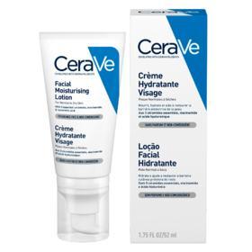 Loção Facial Hidratante Cerave - 52ml