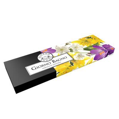 Kit Sabonete em Barra Giorno Bagno - Color | 3 unidades
