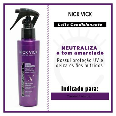 Imagem 2 do produto Nick & Vick Pro-Hair Revitalização Intensa - Condicionador - 150ml