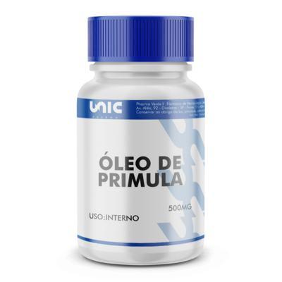 Imagem 2 do produto Óleo de primula 500mg - 120 Cápsulas