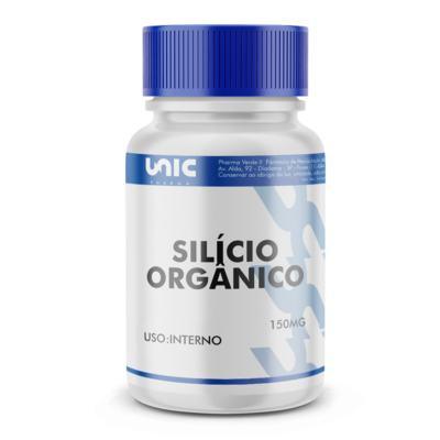 Imagem 2 do produto Silício orgânico 150mg - 90 Cápsulas