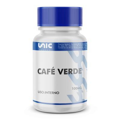 Imagem 2 do produto Café verde 100mg - 120 Cápsulas