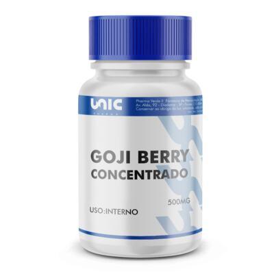 Imagem 2 do produto Goji berry 500mg concentrado - 90 Cápsulas
