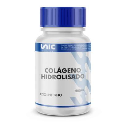Imagem 2 do produto Colágeno Hidrolisado 500mg - 120 Cápsulas