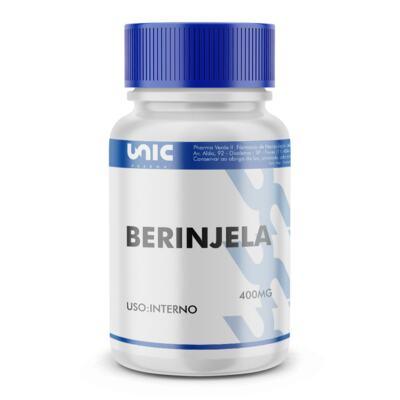 Imagem 2 do produto Berinjela 400mg - 90 Cápsulas