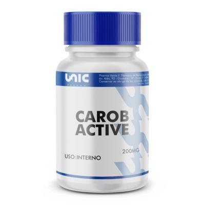 Imagem 2 do produto Carob Active 200mg - 30 Cápsulas