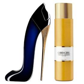 Carolina Herrera Good Girl Kit - Eau de Parfum 80ml + Óleo 200ml - Kit