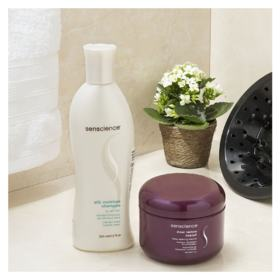 Senscience Silk Moisture - Shampoo Hidratante - 300ml