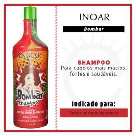 Inoar Bombar - Shampoo - 1L