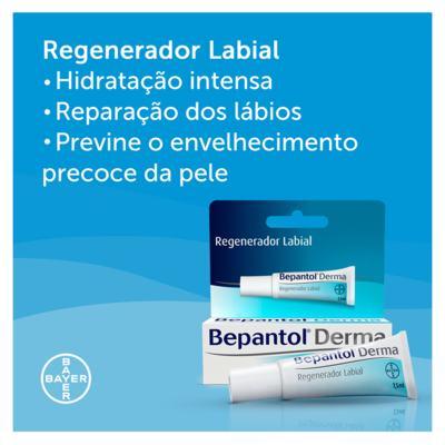 Imagem 12 do produto Regenerador Labial Bepantol Derma - 7,5ml