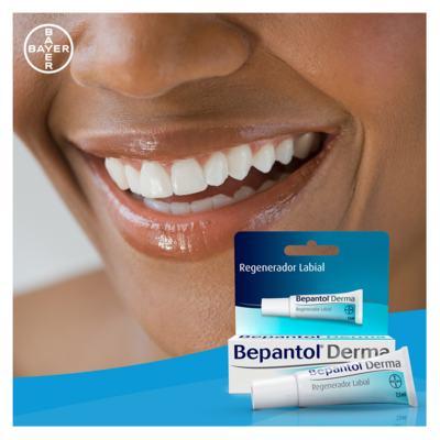 Imagem 13 do produto Regenerador Labial Bepantol Derma - 7,5ml