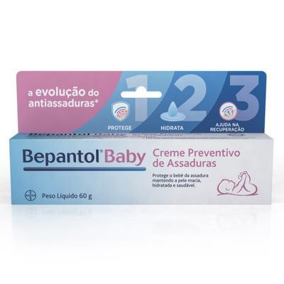 Imagem 8 do produto Bepantol Baby - caixa com 1 bisnaga com 60g de creme de uso dermatológico -