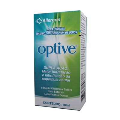 Lubrificante Ocular Optive - 10mL - 10ml