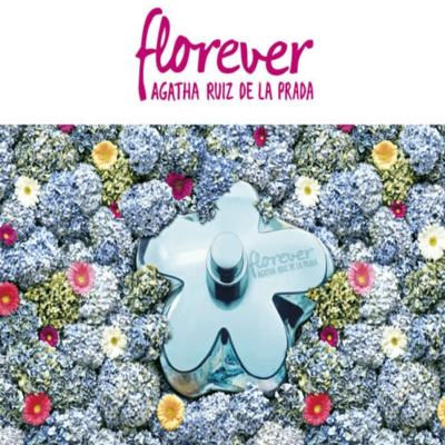 Imagem 8 do produto Florever Agatha Ruiz de la Prada - Perfume Feminino - Eau de Toilette - 80ml