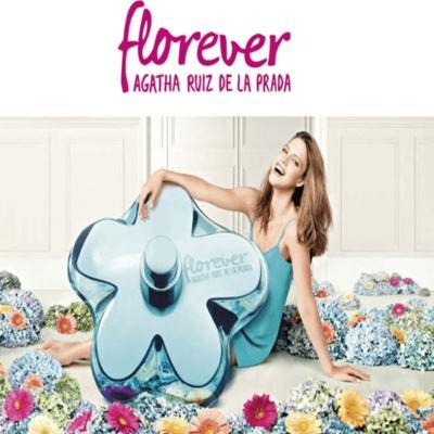 Imagem 10 do produto Florever Agatha Ruiz de la Prada - Perfume Feminino - Eau de Toilette - 80ml