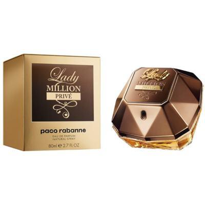 Imagem 5 do produto Lady Million Privé Paco Rabanne -  Feminino - Eau de Parfum - 80ml