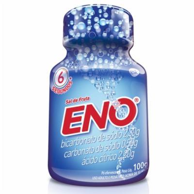 Imagem 4 do produto Sal de Frutas Eno - frasco com 100g de pó efervescente de uso oral, tradicional -