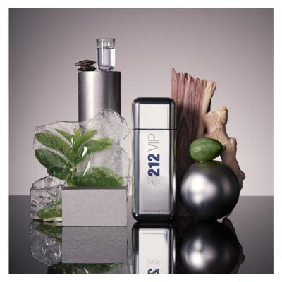 Imagem 4 do produto 212 Vip Men Carolina Herrera - Perfume Masculino - Eau de Toilette - 100ml
