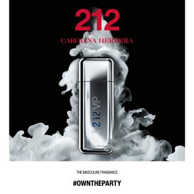 Imagem 8 do produto 212 Vip Men By Carolina Herrera Eau De Toilette Masculino - 30ml