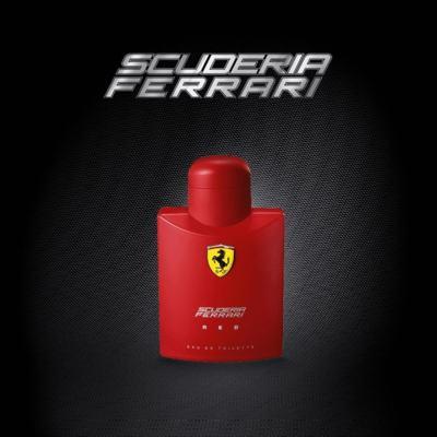 Imagem 8 do produto Scuderia Ferrari Red Ferrari Perfume Masculino - Eau de Toilette - 125ml