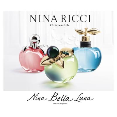 Imagem 4 do produto Nina Ricci Bella Kit - Perfume EDT + Batom - Kit
