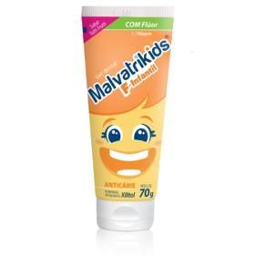 Gel Dental Malvatrikids F - 70g