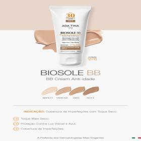 Ada Tina Biosole BB Cream FPS 30 - Ada Tina Biosole BB Cream FPS 30 40ml - 45 Noce