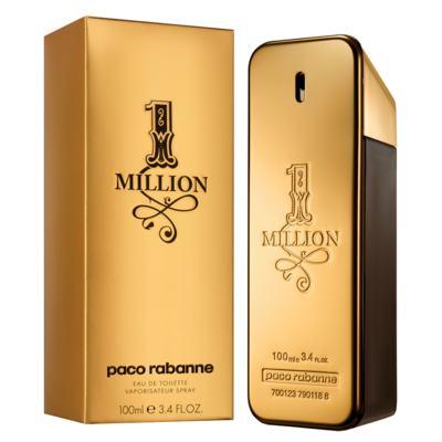Imagem 8 do produto 1 Million De Paco Rabanne Eau De Toilette Masculino - 100 ml