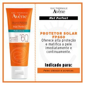 AVENE SOLAR FLUIDO MAT PERFECT ANTIACNE FPS60 40 G x 1