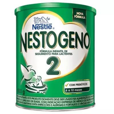 Imagem 14 do produto Nestogeno 2 800g -