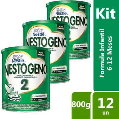 Imagem 16 do produto Nestogeno 2 800g -