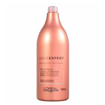 Imagem 5 do produto L'Oréal Professionnel Absolut Repair Pós-Química - Shampoo Multi-Reconstrutor - 1500ml