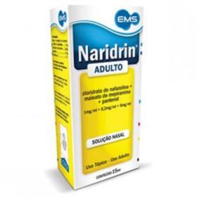 Naridrin - Adulto | 15ml
