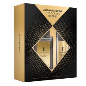 Antonio Banderas The Golden Secret Kit - Eau de Toilette + Desodorante - Kit